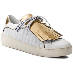 3eace962cdbd0 Sneakersy TOMMY HILFIGER - Playful Leather Iconic Sneaker FW0FW02978 White  100