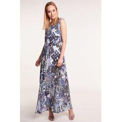 833c90d5fb Sukienka maxi w kwiaty marki Jelonek