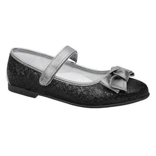 a6faff0d159479 Balerinki buty komunijne KORNECKI 4246 Białe Lakierki - Biały ...