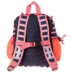 4e0d2e1518abc Plecak z termoizolacyjną kieszenią Lassig Little Monster - Koral LMBP1192