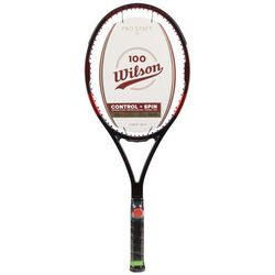 rakieta tenisowa WILSON PRO STAFF 95 PACKAGE 100 YEARS / WRT7227003 API:Promocja dla towaru o ID: 24928 (-52%)