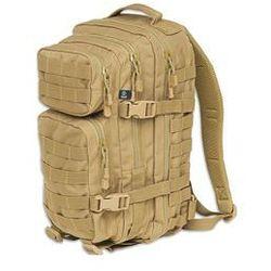 72fe3d1649187 Plecak BRANDIT US Cooper Medium Camel 25L (8007.70.OS) (4051773045268)