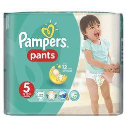Pampers Active Boy pieluchomajtki rozmiar 5 Junior 22 szt.