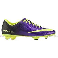 Korki Nike Mercurial Victory IV FG - Lanki Nike - 555613-570 Promocja iD: 6557 (-24%)