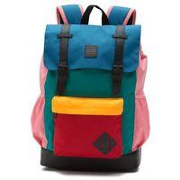 b1258c20fdef3 plecak VANS - Crosstown Backpack Strawberry Pk/Bl Sapphire (UWC) rozmiar: OS