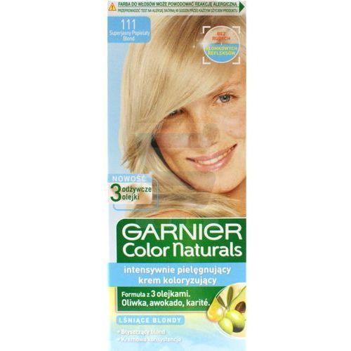 Farba do włosów Garnier Color Naturals Créme 111 Superjasny popielaty blond Farbowanie włosów                  - 5178 produktów