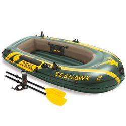 Intex Seahawk ponton z wiosłami + pompka Zapisz się do naszego Newslettera i odbierz voucher 20 PLN na zakupy w VidaXL!