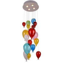 Lampa wisząca balloon md50150-4 - - autoryzowany dystrybutor azzardo marki Azzardo