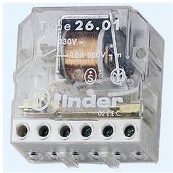 Finder Przekaźnik impulsowy 1no 10a 12v ac 26.01.8.012.0000