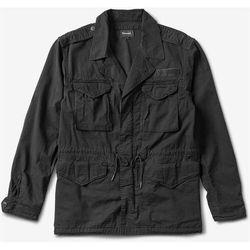 kurtka DIAMOND - Bombay M65 Jacket Black (BLK), kolor czarny