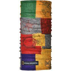 Buff original licenses national geographic komin, kolorowy 2021 chusty wielofunkcyjne (8428927336651)