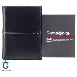 Portfel męski Samsonite 144-467 z RFID, 144-467
