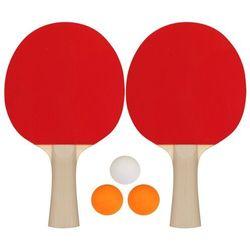 Get & go® Zestaw do tenisa stołowego rekreacyjny get go