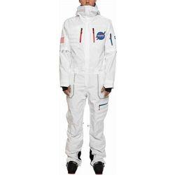 Kombinezon - mns nasa exploration coverall white (wht) rozmiar: l, 686