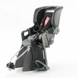 Britax-rÖmer Fotelik rowerowy romer jockey 3 comfort britax- kolor szaro-czarny 2020
