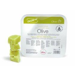 Depileve traditional bio-plant wax olive wosk tradycyjny - oliwkowy (500 g.)
