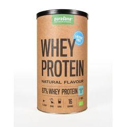 Purasana bio whey protein lactose free 400 g (5400706617710)