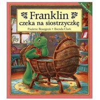 Książki dla dzieci, FRANKLIN CZEKA NA SIOSTRZYCZKĘ. SERIA KWADRATOWA (opr. miękka)