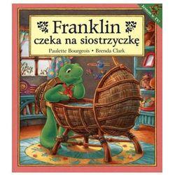 FRANKLIN CZEKA NA SIOSTRZYCZKĘ. SERIA KWADRATOWA (opr. miękka)