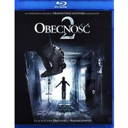 Obecność 2 (Blu-ray) - James Wan DARMOWA DOSTAWA KIOSK RUCHU