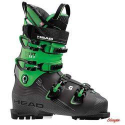 Buty narciarskie Head Nexo LYT 120 anthracite/green 2018/2019