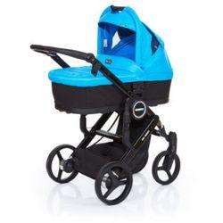 ABC DESIGN Wózek dziecięcy Mamba plus black-water, stelaż black / siedzisko black