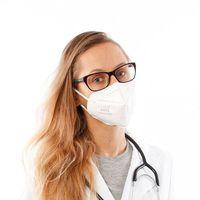 Pozostałe artykuły medyczne, Półmaska filtrująca KN95 FFP2 (10 szt)
