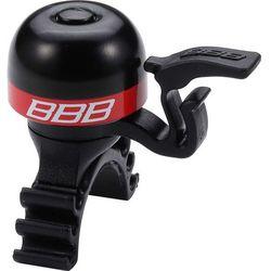 BBB MiniBell BBB-16 Dzwonek rowerowy czerwony/czarny 2018 Dzwonki Przy złożeniu zamówienia do godziny 16 ( od Pon. do Pt., wszystkie metody płatności z wyjątkiem przelewu bankowego), wysyłka odbędzie się tego samego dnia.