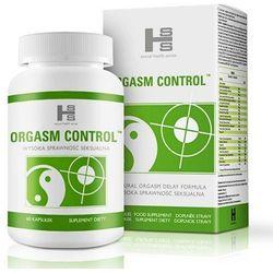 Orgasm Control 60 kaps. Kapsułki opóźniające wytrysk
