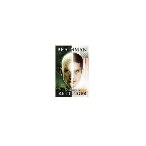 Literatura młodzieżowa, Brainman dominik w rettinger (opr. broszurowa)