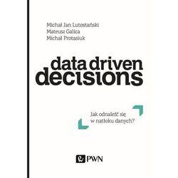 Data Driven Decisions (opr. miękka)