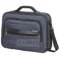 Pokrowce, torby, plecaki do notebooków, Torba SAMSONITE Vectura Evo Office Case Plus 15.6 cali Granatowy DARMOWY TRANSPORT