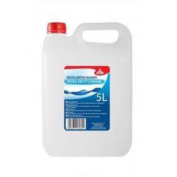 Woda destylowana METROX 5 L