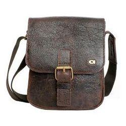 JAZZY WANTED 86 torba skóra naturalna firmy Daag na ramię/ listonoszka unisex