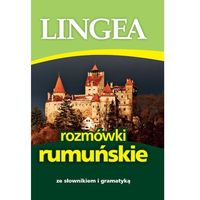 Przewodniki turystyczne, Rozmówki rumuńskie ze słownikiem i gramatyką (opr. miękka)