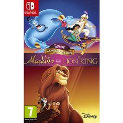 Disney Classic Games: Alladyn & Król Lew (SWITCH) // WYSYŁKA 24h // DOSTAWA TAKŻE W WEEKEND! // TEL. 696 299 850