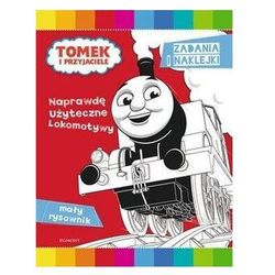 TOMEK I PRZYJACIELE MAŁY RYSOWNIK EGMONT 9788328114845 (opr. broszurowa)