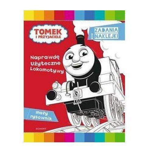Książki dla dzieci, TOMEK I PRZYJACIELE MAŁY RYSOWNIK EGMONT 9788328114845 (opr. broszurowa)