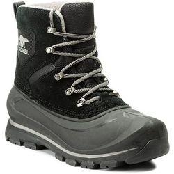 Śniegowce SOREL - Buxton Lace NM2737 Black/Quarry 010