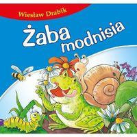 Książki dla dzieci, Bajki dla malucha - Żaba modnisia (opr. kartonowa)