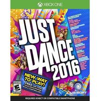 Gry na Xbox One, Just Dance 2016 (Xbox One)