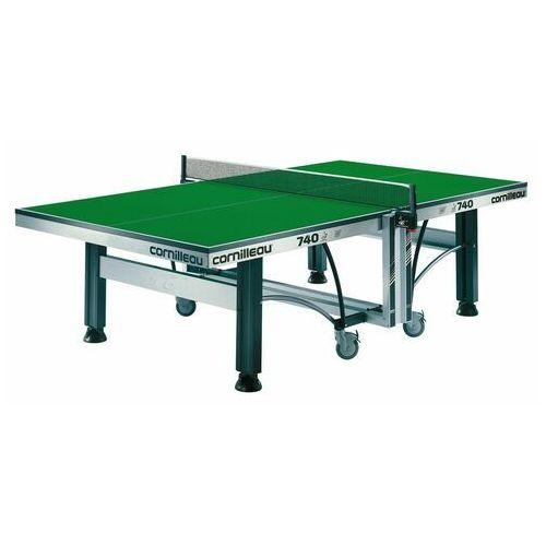 Tenis stołowy, Stół tenisowy COMPETITION 740 ITTF Niebieski