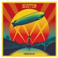 Rock, Led Zeppelin - Celebration Day (2CD + DVD + Blu-Ray / CD Box)