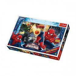 100 Elementów Spiderman Ucieczka