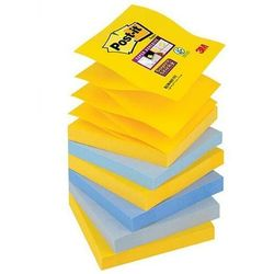 Karteczki POST-IT Super sticky Z-Notes (R330-6SS-NY) 76x76mm 6x90 kart. new york