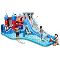Zabawki dmuchane, Dmuchany wodny park na mokro i sucho - HappyHop
