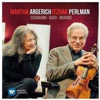 Pozostała muzyka poważna, Perlman & Argerich Play Schumann, Bach & Brahms