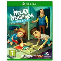 Gry Xbox One, Hello Neighbor (Xbox One)