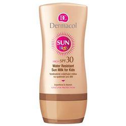 Dermacol Sun Water Resistant wodoodporne mleczko do opalania SPF 30 (Water Resistant Sun Milk for Kids) 200 ml