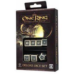 Komplet Kości Deluxe - The One Ring RPG - Beżowo-czarny - Poznań, hiperszybka wysyłka od 5,99zł!